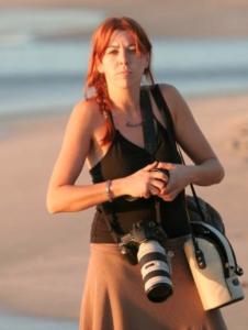 Rachel Cavanaugh - Playa Potrero, Costa Rica