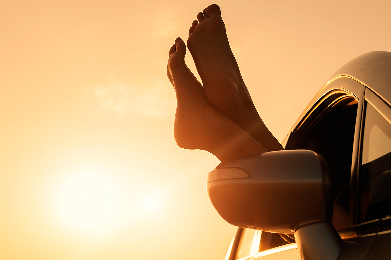 Sleeping in your Car